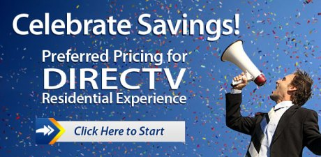Celebrate Savings EscapeWire DirecTV Residential Experience